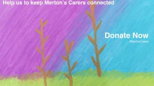 Help us to keep Merton's Carers Connected