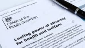 Lasting Power of Attorney (part 1)
